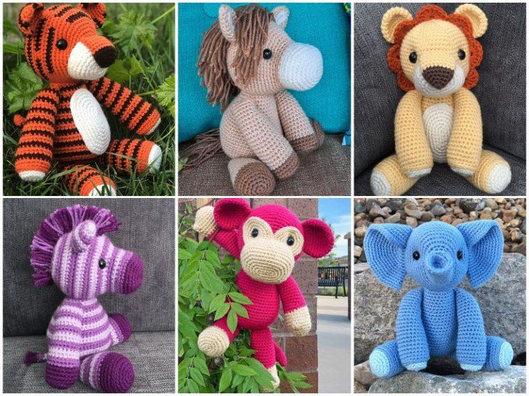 Crochet Elephant Security Blankets - YouTube | 576x768